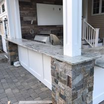 Outdoor Kitchen Remodel