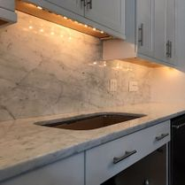 LSC Marble & Granite Counter Top With Backsplash