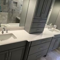 LSC Marble & Granite Bathroom Remodel