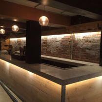 LSC Marble & Granite Bar Construction